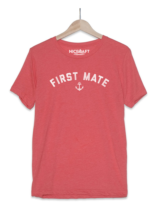 First Mate T-Shirt - Nice Aft