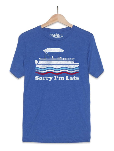 Pontoon Motor Boating T Shirts | Boat Shirts - Nice Aft