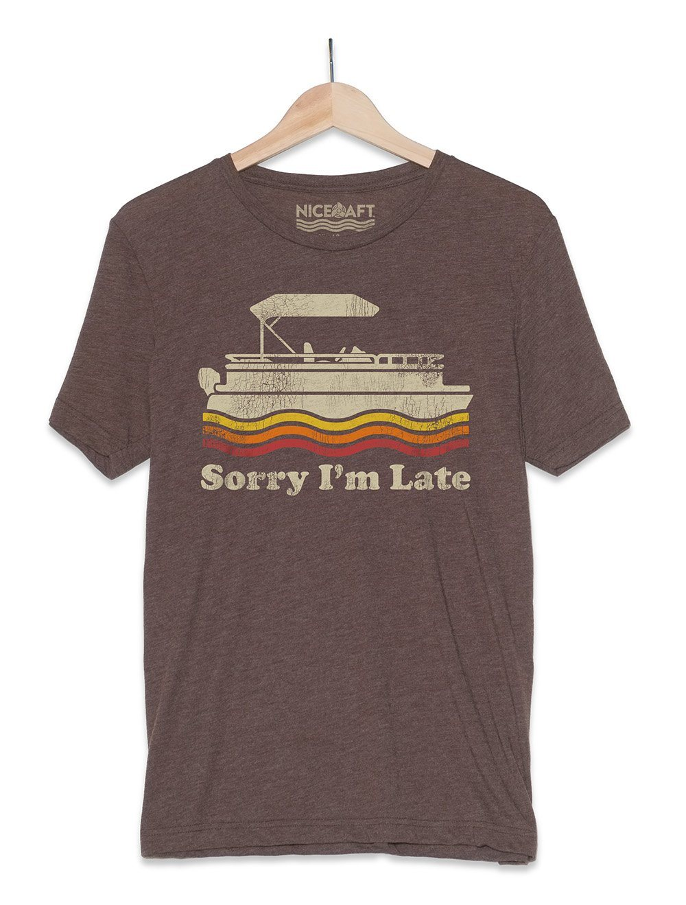 Funny Boating T-Shirts - Tagged best seller- Nice Aft