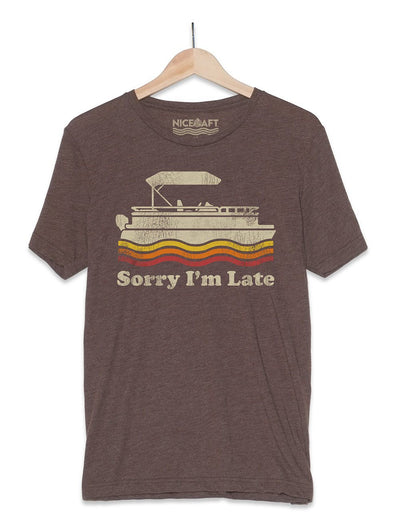 Pontoon Motor Boating T Shirts | Boat Shirts from Nice Aft