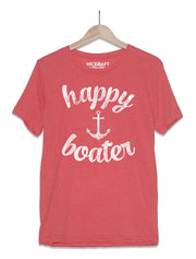 Happy Boater T-Shirt - Nice Aft