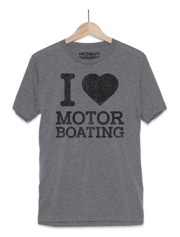 Boat Shirt | I Love Motor Boating