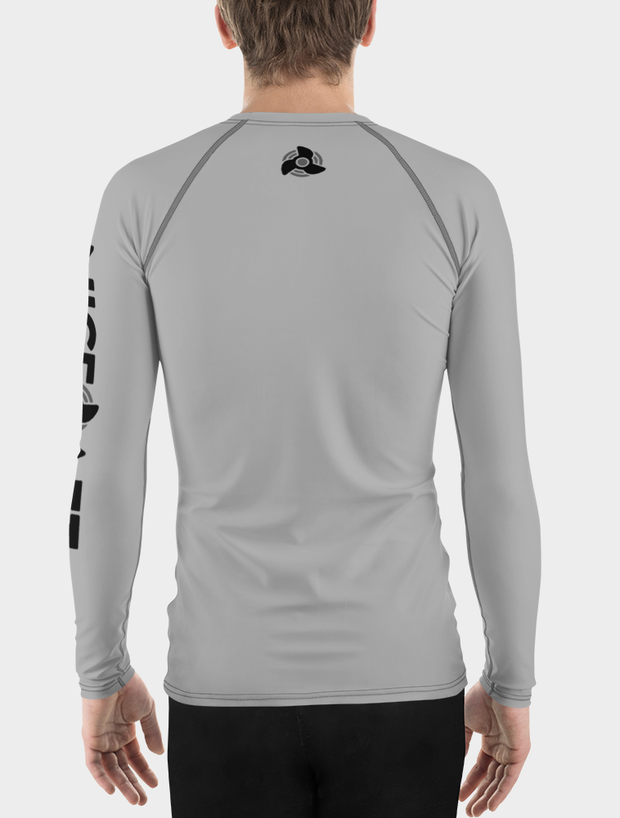 UV Rash Guard Shirt | Men's Gray