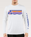 Boating Life Performance Long Sleeve Shirt