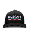 Nice Aft Logo Lake Hats