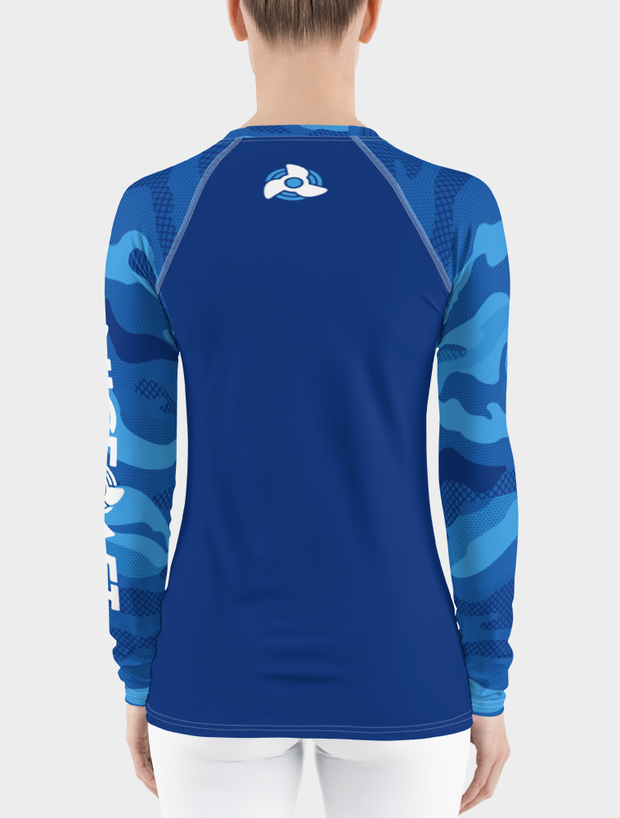 UV Rash Guard Shirt | Women's Camo