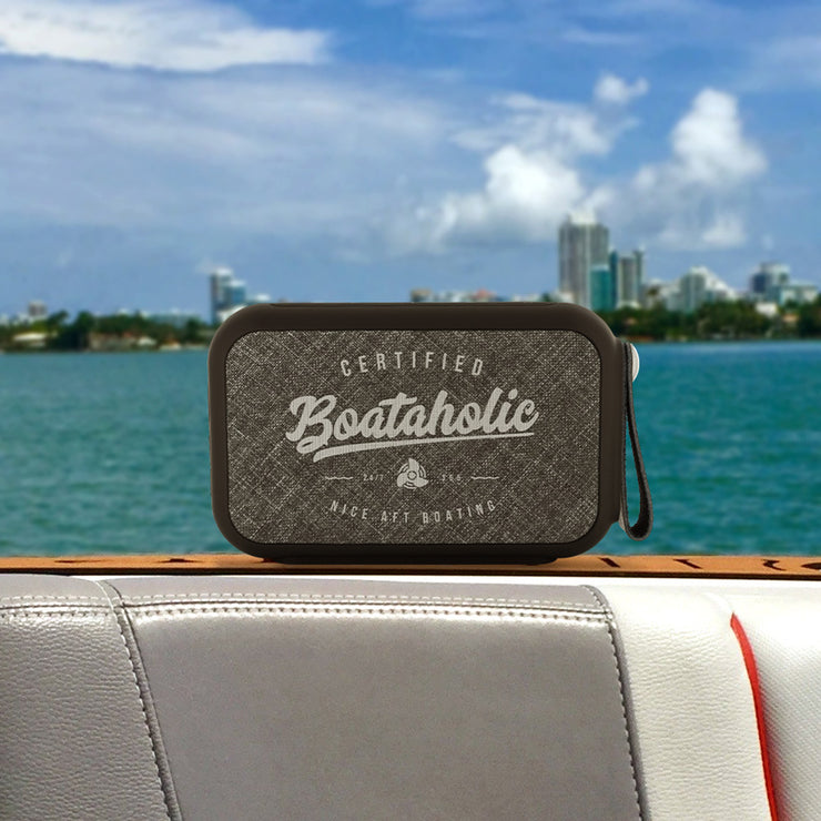 Boataholic Wireless Bluetooth Water-Resistant Speaker