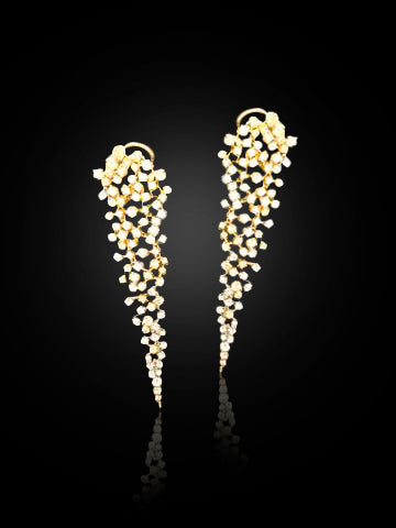 Stefan Hafner Earrings ( Long )