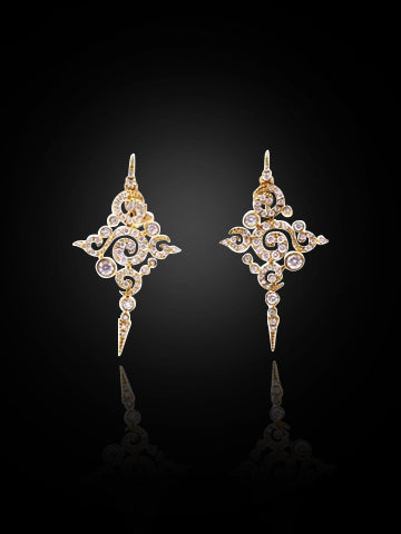 Stefan Hafner Earrings ( Short )