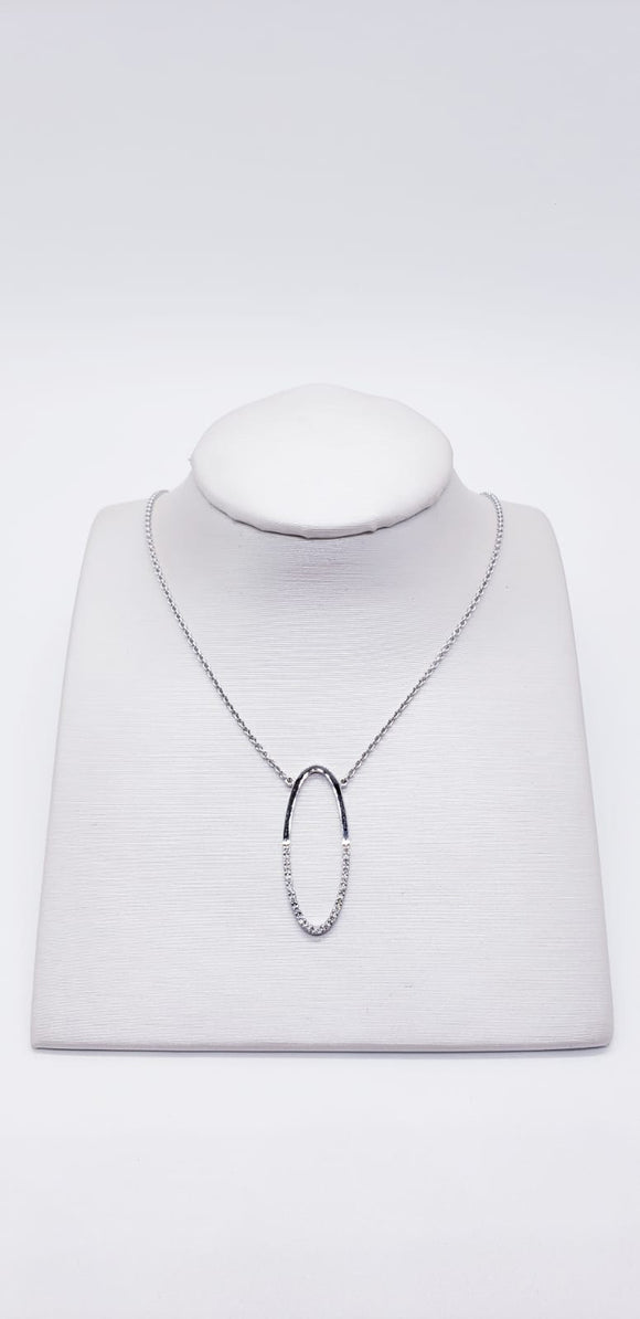 Breuning Necklace ( Oval )