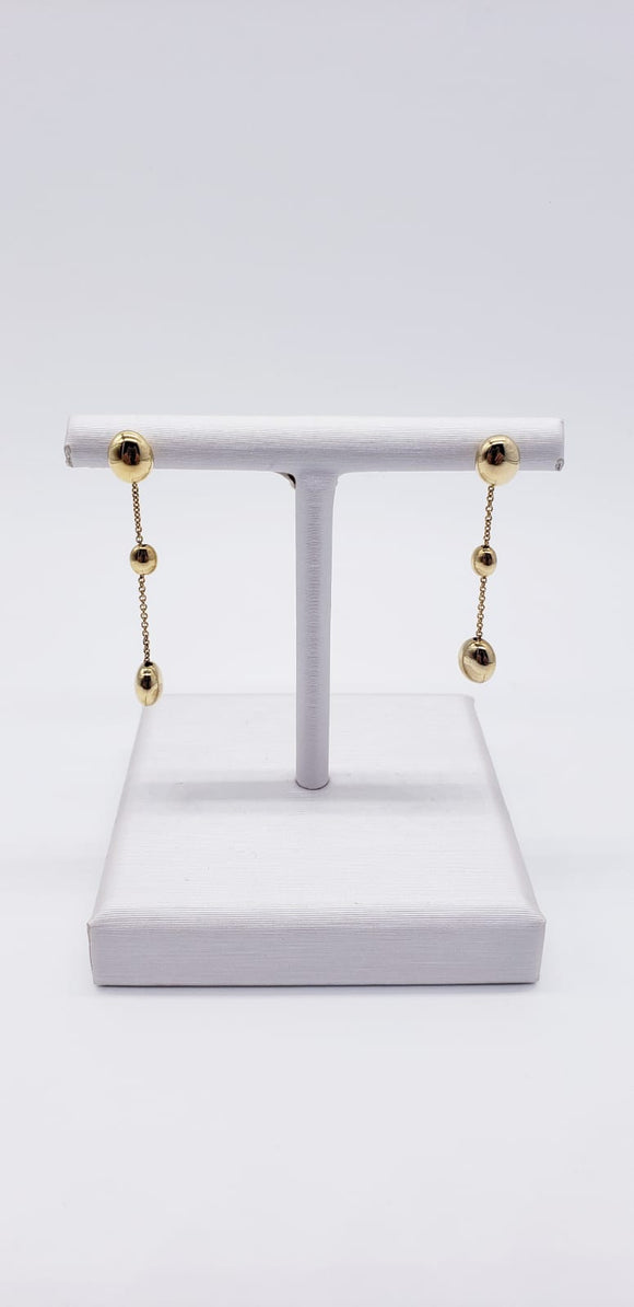 Chimento Earrings ( Gold )