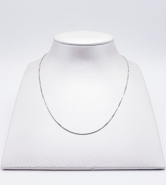Stuller Necklace 8 ( white gold )