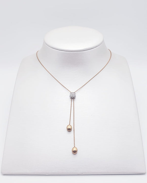Chimento Diamond Necklace 1
