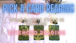 Karmic End EXTENDED READING Group 1