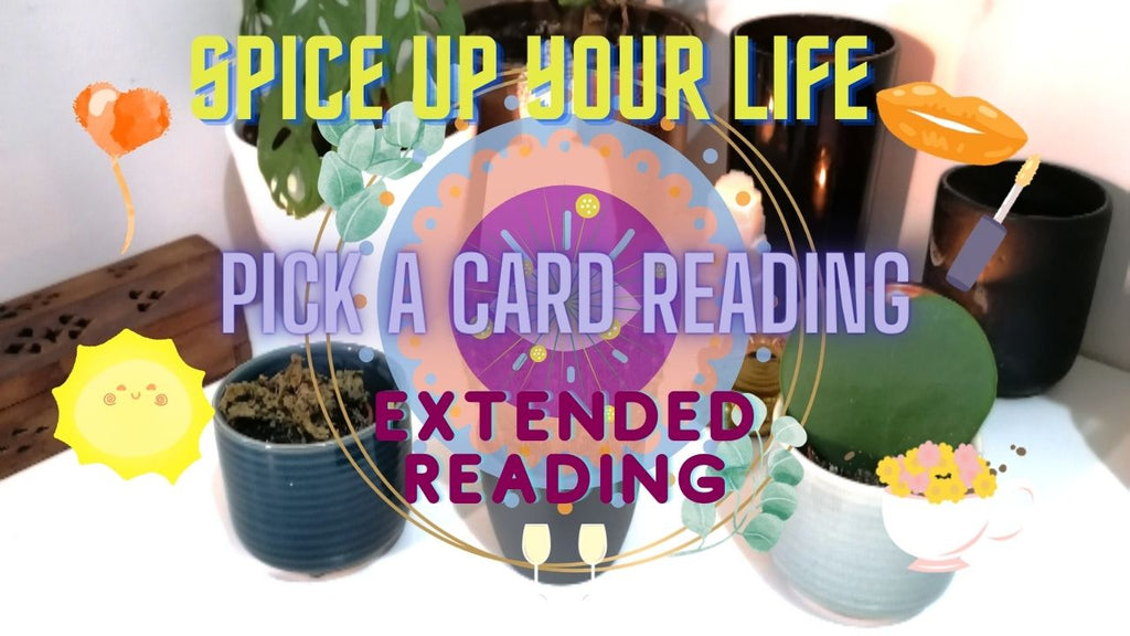 Spice up your life EXTENDED READING Group 3