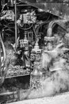 """Historic Steam Engine The Living Legend In Action, Laramie, Wyoming"" Fine Art Photography Print - Seneca Creek Studios"