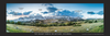 Snowy Range Mountains, Wyoming Panoramic Fine Art Print WITH Peak Names & Elevations - Seneca Creek Studios
