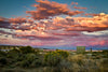 """Sunset from Fontenelle Reservoir, La Barge, Wyoming"" Fine Art Photographic Nature and Landscape Prints by Allison Pluda 