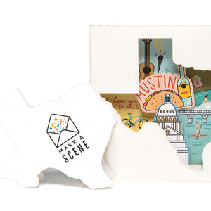 ATX Pop Up Card