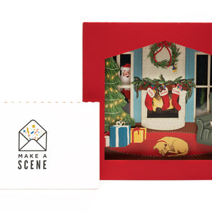 Santa Pop Up Card *NEW RELEASE*