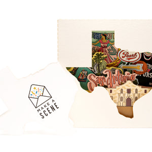 San Antonio Pop Up Card *NEW RELEASE*