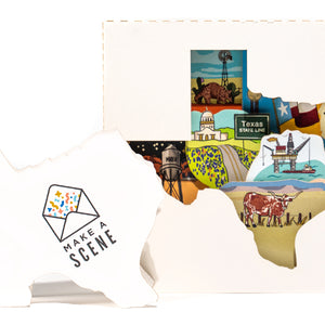 Texas Pop Up Card *NEW RELEASE*