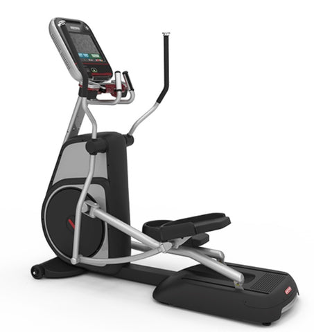 STAR TRAC 8 SERIES CT CROSS TRAINER WITH LCD CONSOLE