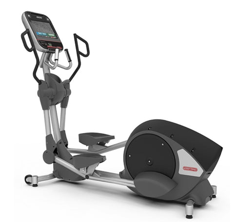 STAR TRAC 8-RDE REAR DRIVE ELLIPTICAL WITH LCD CONSOLE