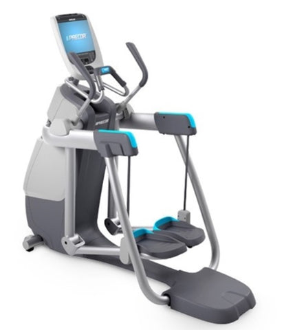 PRECOR AMT 885 W/OPEN STRIDE AND TOUCH SCREEN CONSOLE