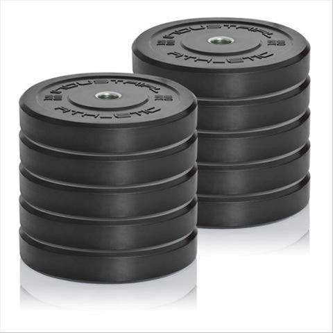 HIGH DENSITY BUMPER PLATES