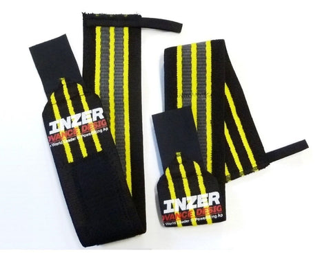 INZER WRIST WRAP DELUXE