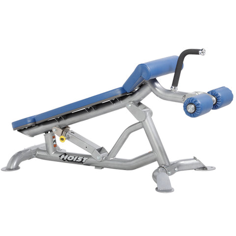 HOIST CLUB LEVEL DECLINE AB BENCH
