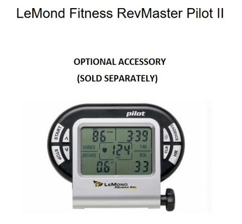 LEMOND REVMASTER PILOT II (FOR REVMASTER PRO ONLY)