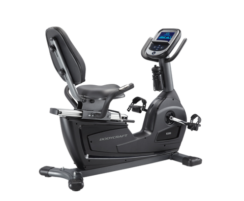 BODYCRAFT R200 SEMI RECUMBENT BIKE