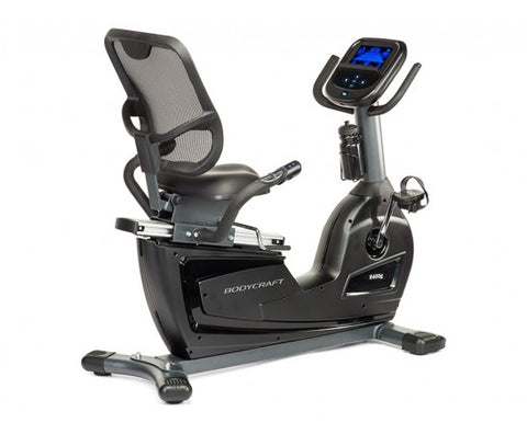 BODYCRAFT R400 SEMI RECUMBENT BIKE