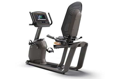 MATRIX R50 RECUMBENT BIKE | XER CONSOLE