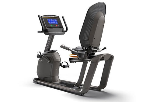 MATRIX R50 RECUMBENT BIKE | XR CONSOLE