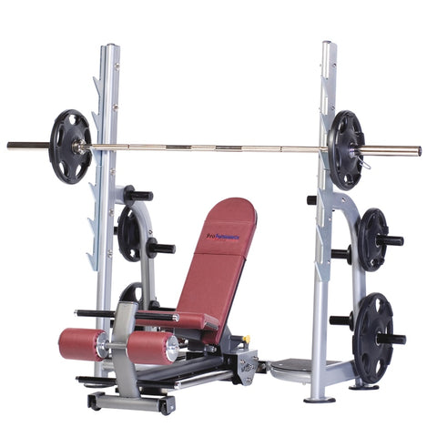 TUFFSTUFF PROFORMANCE PLUS 4-WAY OLYMPIC BENCH (PPF-711)