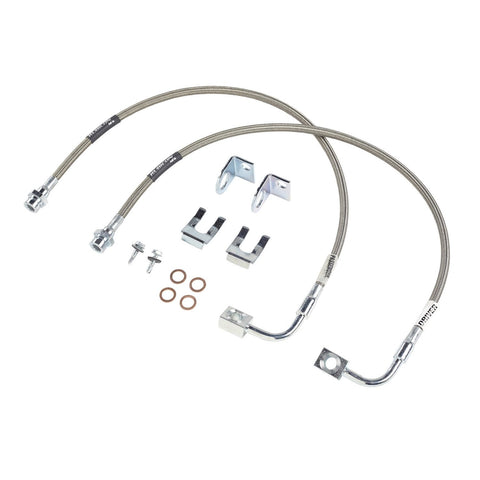 Rubicon Express Brake Lines