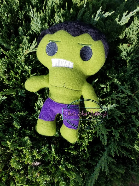 Hulk Softie stuffed doll