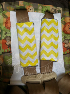 Chevron Belt Cover