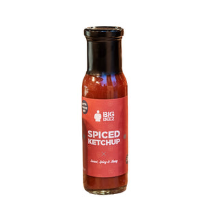 Big Deez Spiced Ketchup