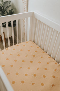 Golden Hour Crib Sheets