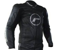GP EVO 2 Piece Suit - GUN METAL GREY