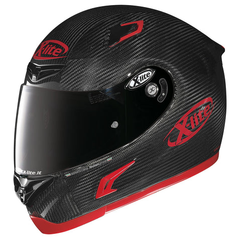 X-LITE 802RR Ultra Carbon Puro Sport WITH FREE Dark Tint Visor