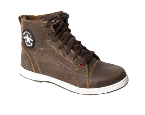 MOTODRY BOOT URBAN LEATHER SPORTS/TOURING/CASUAL BOOTS