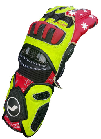 RICONDI RACING SERIES GLOVE Uncompromised Protection