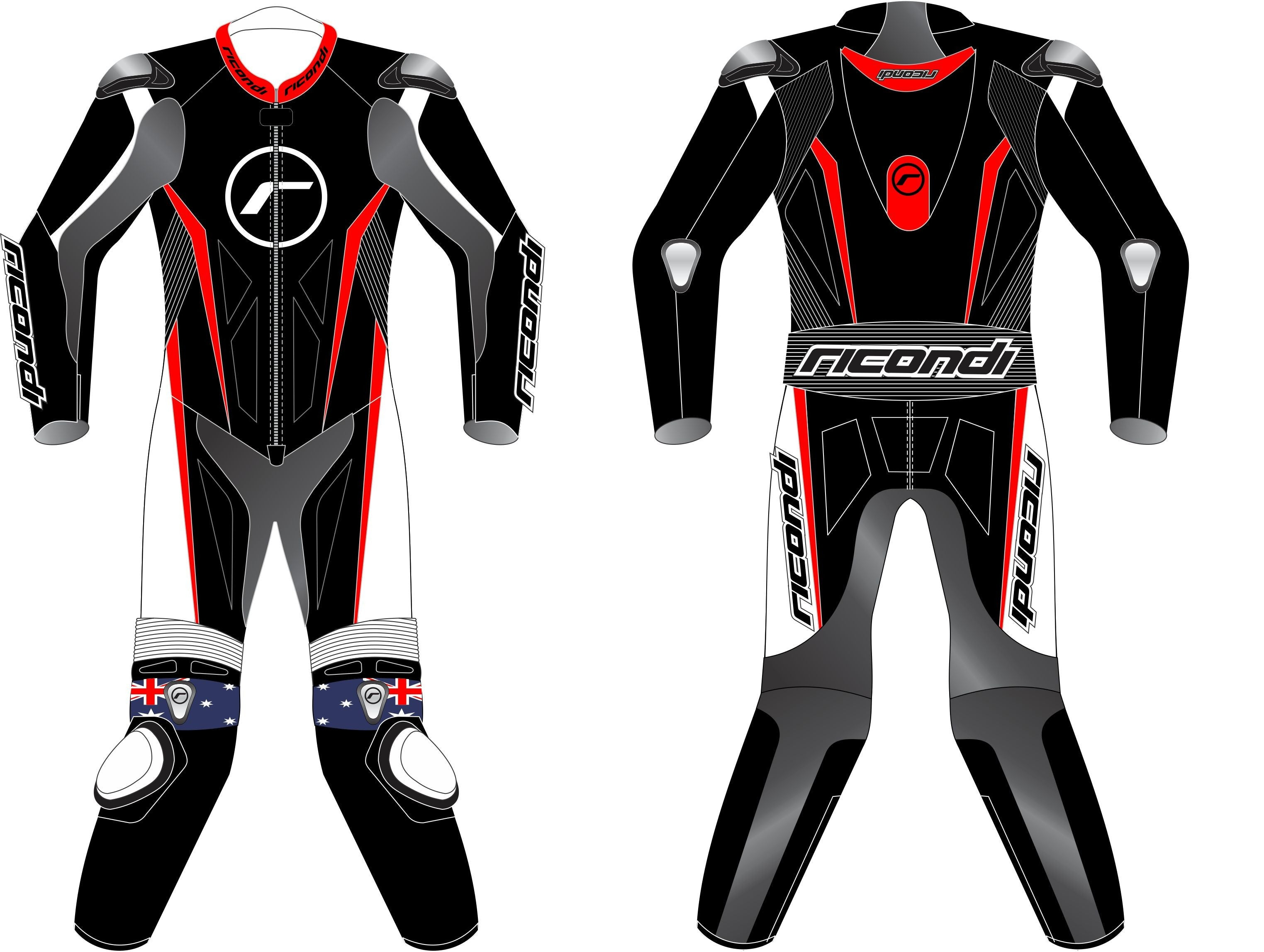 WORLD CLASS - RICONDI RACING SERIES IV RACE SUIT
