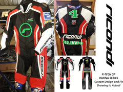 CUSTOM DESIGN CUSTOM FIT For Men and Women - RACING SERIES Suits. Be Yourself.