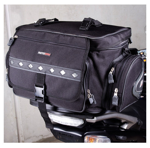 MOTODRY REARBAG (EXPANDABLE) 36L